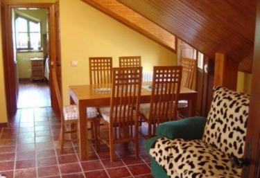 Casa Modesta- Apartamento D - Caunedo (Somiedo), Asturias