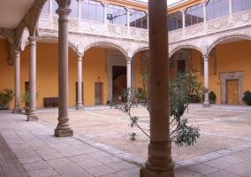 Palacio de los Bracamonte