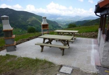 La Genista - La Xana Vieia - Llerandi (San Cosme), Asturias