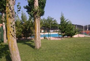 Casas rurales con piscina en arag n p gina 2 for Piscina climatizada teruel