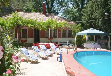 Casa Rural El Paraíso - Jorquera, Albacete