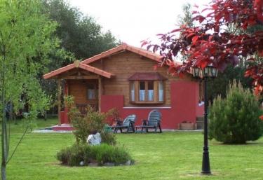 Cabaña Patagonia - El Cueto - Oviñana (Cudillero), Asturias