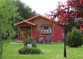 Cabaña Patagonia - El Cueto