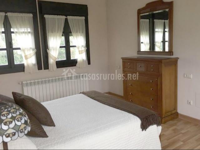 Mobiliario de la habitación