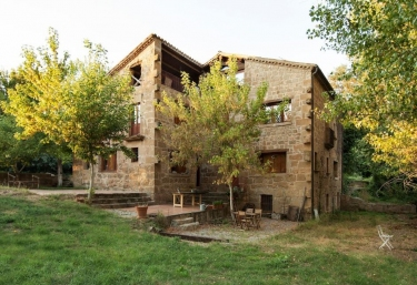 La Farga 1845 - La Baronia De Rialb, Lleida