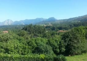 Excelentes vistas - Ribadesella, Asturias