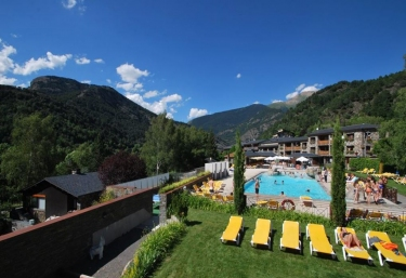 Apartamentos Giberga - La Massana, Andorra
