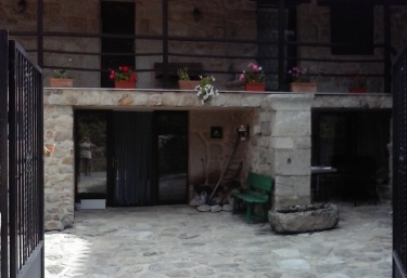 Casa do lombo - Castro Caldelas, Orense