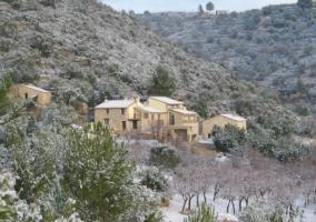 La toscana casas rurales en les coves de vinrom castell n - Casa rural en la toscana ...