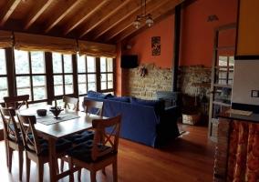 Casa rural en Prieres