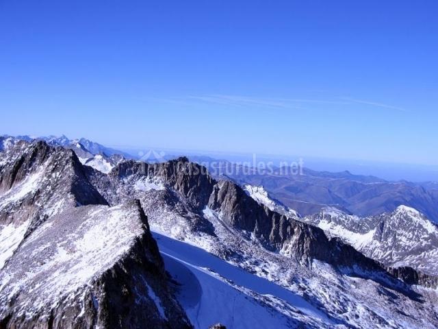 Glaciares Pirenáicos