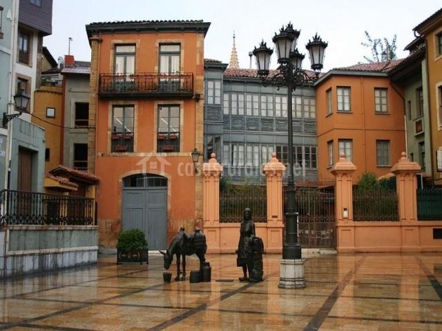 Plaza de Oviedo