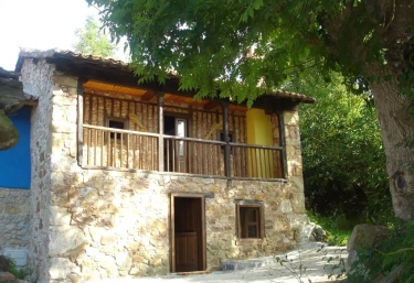 Casa Jacinta - Castiello (Bimenes), Asturias