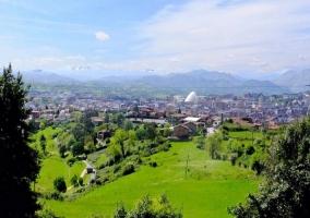 Vista de Oviedo