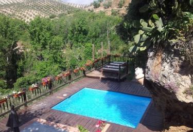 El Tajil - Algarinejo, Granada