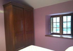 Mobiliario del dormitorio matrimonial