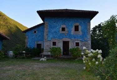 Casa El Cantiellu - Santianes De Ola, Asturias