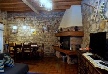 Llanu del Riu - Sevares, Asturias