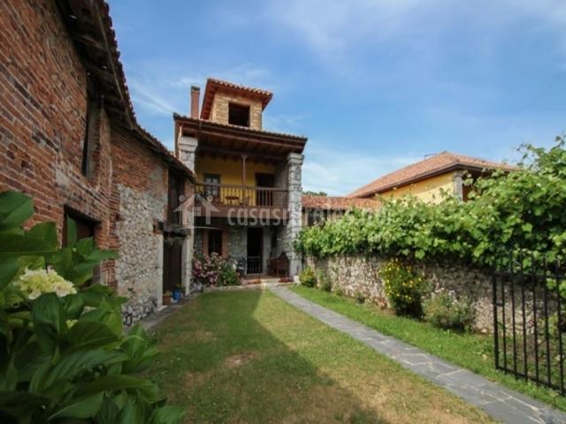 La Encina Casa Rural En Cuerres Ribadesella Asturias