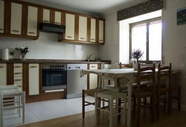 Casa Marcela - Casa rural en Serin (Asturias)