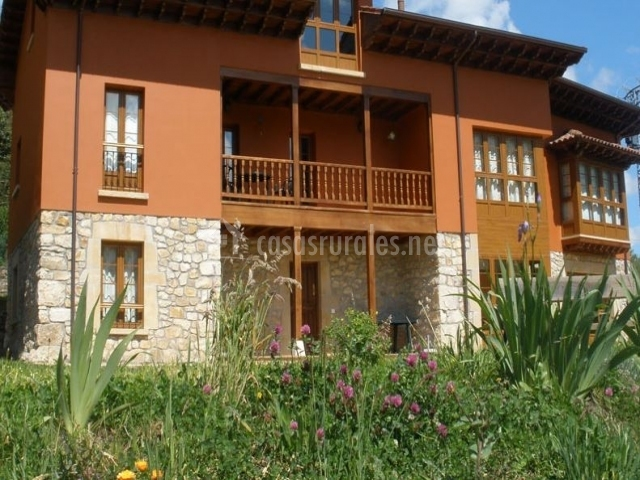Hotel rural San Francisco - Country house in Cangas De Onis (Asturias)