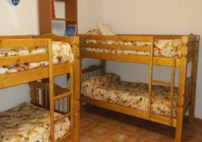Dormitorio doble matrimonial