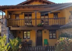 Casa El Bosque - Valle de Bueida