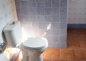 Baño del dormitorio matrimonial