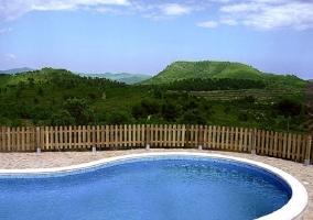 Casa Rural Masía Nueva