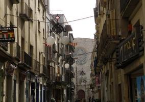 Núcleo urbano de Valls