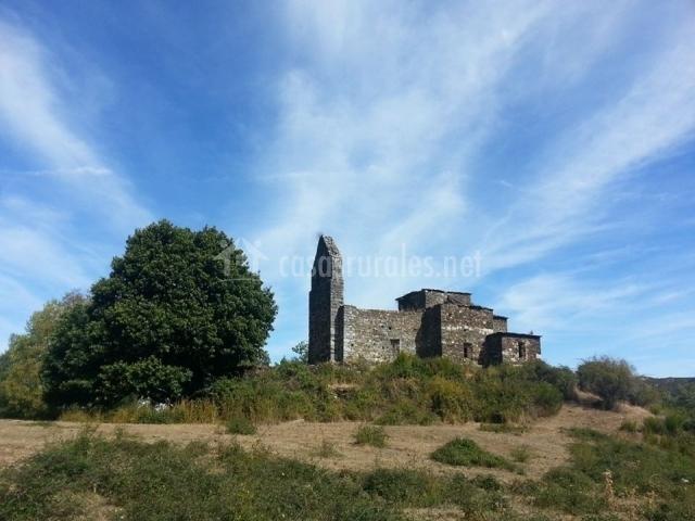 Ruinas Templos el Bierzo