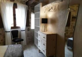 Mobiliario del dormitorio