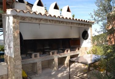 Complejo Casas el Castillo- Casa Alberquilla - Benizar, Murcia