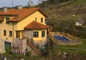 Villa Alicia - Carda, Asturias