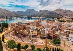 Vistas de Cartagena