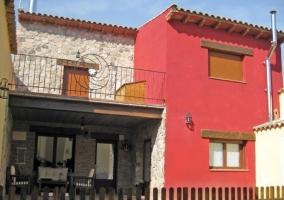 Casa Las Almenadas