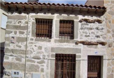 Los 2 Yugos - Navaluenga, Ávila