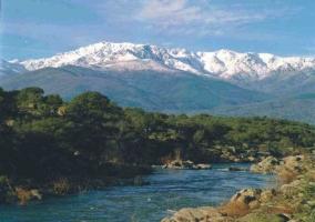 Valle del Tiétar y Sierra de Gredos