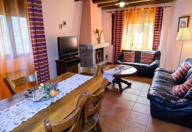 Complejo Rural Trefacio - Casa de 8 plazas - Trefacio, Zamora