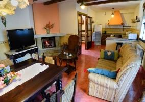Complejo Rural Trefacio - Casa de 4 plazas