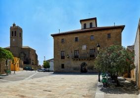 Ayuntamiento del pueblo