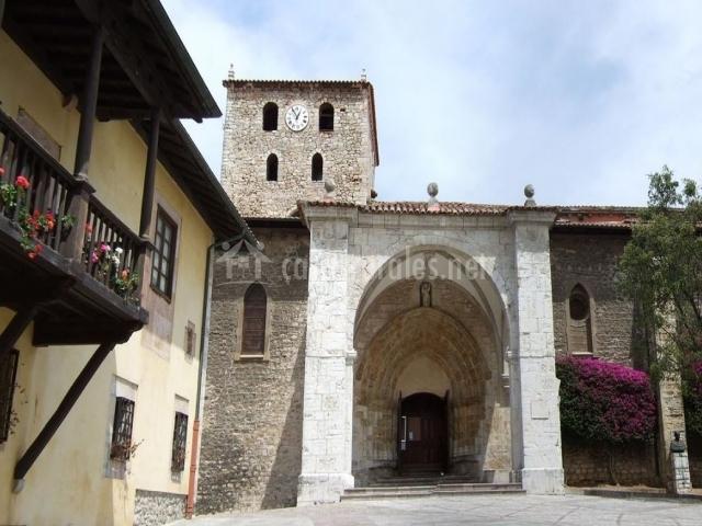 Basílica de Llanes