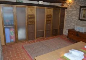 Amplios armarios empotrados