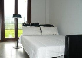 Sofá convertible en cama doble