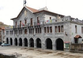 La Casa Consistorial