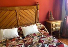 Dormitorio de tipo matrimonial