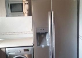Electrodomésticos metalizados