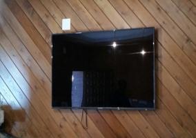 Televisión de grandes pulgadas