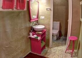Dormitorio matrimonial con armario