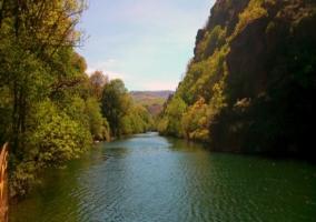 Entorno río Bidasoa